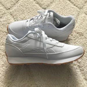 992848e00d584c Reebok Shoes - Reebok Women s CL Renaissance Gum Classic Shoe